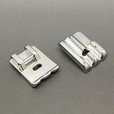 UNIVERSALE IN METALLO DOUBLE welting tubazioni sezione piede per la maggior parte MACCHINE PER CUCIRE