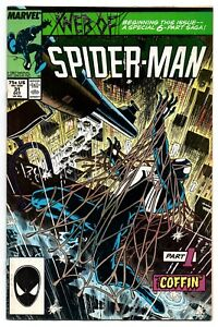 Web of Spider-Man #31 - FN/FN+
