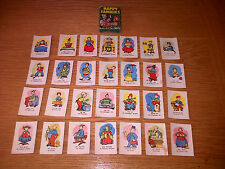 Vintage RARE Version HAPPY FAMILIES Card Game MADE IN ENGLAND No 702 Small Box