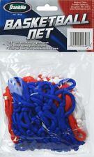 12 loop red white blue basketball net 21 inch Franklin standard universal