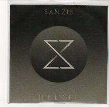(DK498) San Zhi, Ice Light - DJ CD