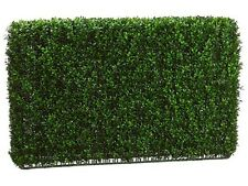 """Boxwood Hedge 24""""Hx7""""Wx36""""L Artificial plant Indoor Outdoor Patio Pool  255"""