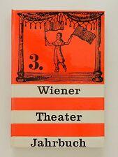 Wiener Theater Jahrbuch 3.
