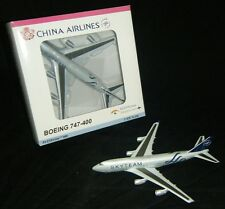 China Airlines Boeing 747-400 Skyteam Diecast 1:400 Scale 747 Collectible Model