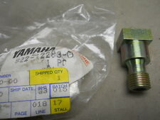 Yamaha NOS SL292, SM292, SS440, SR540, Dcomp Bracket, # 822-12283-00-00   d-34