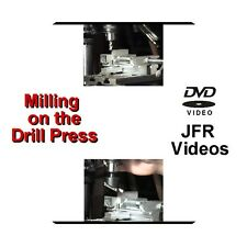 Milling on the Drill Press (DVD, 4 Hours)  / machining / home workshop