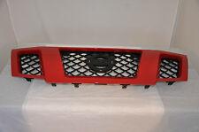 62310-ZL07B  Nissan Frontier Scarlett Red Front Grille NEW OEM!!  62310ZL07B