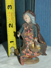 Vintage 1986 Duncan Royale Befana History of Santa Witch Figurine 2nd/500