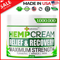 Hemp Pаіn Rеlief Cream 1,000,000 Mg Muscle, Joint Pаіn - Lower Back Pаіn EMU Oil