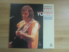 NEIL YOUNG The Best Of Neil Young 1991 Korea LP