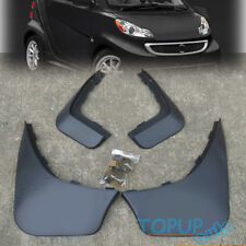 FRONT REAR MUD FLAP FLAPS FIT FOR BENZ SMART 08-14 FORTWO A451 C451 SPLASH GUARD