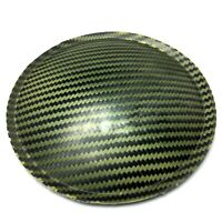 "5.9"" (150mm) Carbon Fiber Speaker Subwoofer Dust Cap"