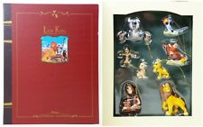 Disney Lion King Storybook Christmas Collection Ornament Set No. 16149 NRFB