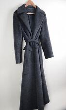 Patrick Robinson grey alpaca coat 6