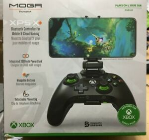 PowerA MOGA XP5-X+ Bluetooth Xbox Controller for Android Mobile/Cloud