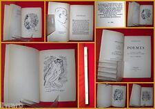 CATALAN CATALANA CATALA A.PLANA POEMES NUMEROTE 324/1000 ED. RAGASOL GRAU SALA
