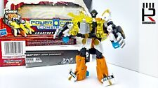2010 Hasbro Transformers Power Core Combiner LEADFOOT: COMPLETE PLUS CARD & INST