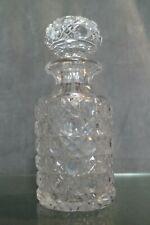 Carafe à whisky liqueur en cristal taillé BACCARAT