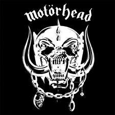 Motorhead - S/T Motorhead LP - Clear w/ Black Swirl Limited Vinyl - NEW COPY