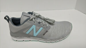 New Balance 577 V5 Cross Trainers, Grey, Women's 8 Wide