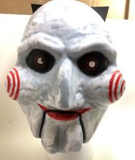 Horror Movie Saw Trick-Or-Treat Studios Mask Sculpted By Russ Lukich Adult