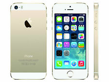 Apple iPhone 5s -16GB - GOLD (Locked to NTT DOCOMO - JAPAN) Smartphone - 6BYE
