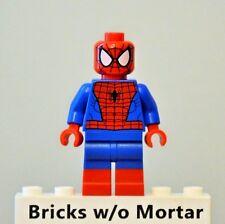 New Genuine LEGO Spiderman Minifig Marvel Super Heroes 76037