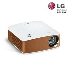 LG PH130 LED Projector with Embedded Battery and Screen Share HD 130Ansi White