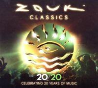 Varios - Zouk Classics: Celebrating 20 Years Of Música Nuevo CD