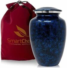 SmartChoice Cremation Urns for Human Ashes Adult - Handcrafted Funeral...