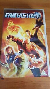 Fantastic 4 VHS Film 2005