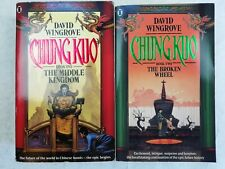 DAVID WINGROVE 2 Book Set collection, paperback