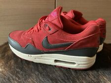 Nike Air Max 1 Premium 'Gym Red' Size UK7,5,EU42.