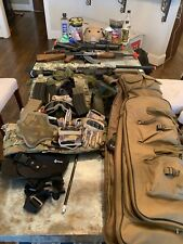 Airsoft Lot Guns And Accessories