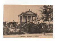 Vietnam - CPA - Haiphong - der Friedhof - der Dépositoire (J562)