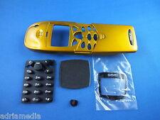 Front Cover Tastatur Nokia 5110 5130 Gehäuse Handyschale Neu Gelb Housing Keypad
