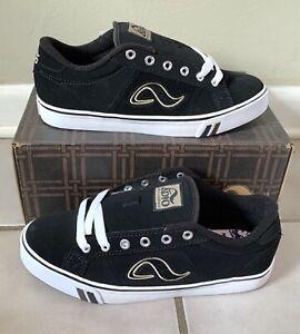 Adio Shoes Kenny Standard - Black/Graphite - 7.5