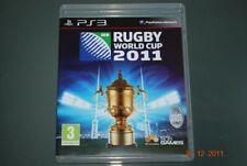 Rugby World Cup 2011 ps3 Playstation 3 (keine manuelle) ** Kostenlose UK Versand **