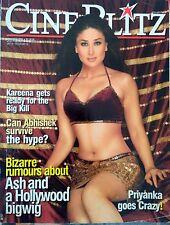 CB Sep 2005 Kareena Kapoor Priyanka Chopra Fearless Nadia Priyanka Sanjay Dutt