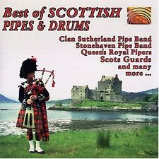 Best Of Scottish Pipes & Drums (1997, CD NEU) Queen's Royal Pipe Band