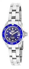 Invicta Women's Pro Diver Analog Quartz 200m Stainless Steel Watch 17034