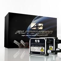 Autovizion 55W Xenon Lights HID Kit for Honda Accord CR-V CR-Z City Civic