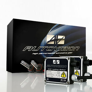 Autovizion 55W Xenon Lights HID Kit for Skoda Superb Octavia Kodiaq