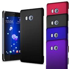 Pour HTC U11 Hybride Armure Rigide Étui Slim Mince Housse & Écran Protecteur