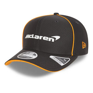 McLaren 2021 Team Hat Dark Grey