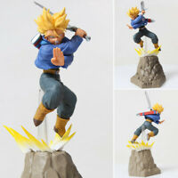 Japan Anime DBZ Dragon Ball Z Trunks APF Absolute Perfection Figure 15cm NoBox