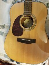 JB Player JB20L Left-handed Dreadnought Acoustic Guitar
