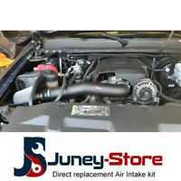 AFD Air Filter intake System for 09-14 Avalanche Tahoe Suburban 4.8//5.3//6.0 V8