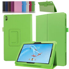 Ultra Slim Flip Case Cover For 10.1 in Lenovo Tab E10 TB-X104F Tablet Stand Book