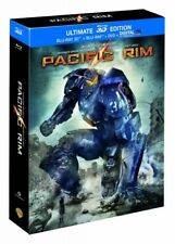 Pacific Rim ULTIMATE EDITION DVD + BLU-RAY + BLU-RAY 3D NEUF SOUS BLISTER